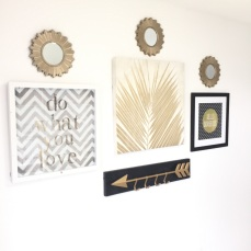 Office Gallery Wall